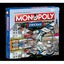Set: Monopoly Zwickau +...
